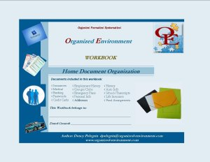 Organizing your Home Documents